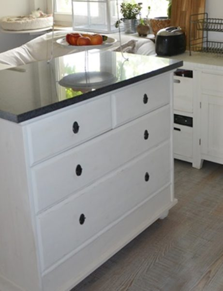 k cheninsel casa lucina. Black Bedroom Furniture Sets. Home Design Ideas